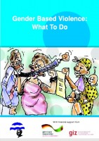 Icon of Gender Based Violence - What To Do