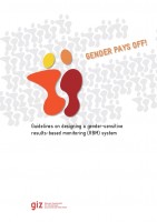 Icon of Guidelines on designing a gender-sensitive results-based monitoring (RBM) system - english