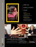 Icon of 2017 National Geographic Gender Revolution Discussion Guide