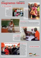 "Icon of Mozambique – ""Imagine Gender"" (Imaginemos Género): Photo Contest on Gender Equality"