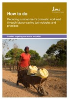 Icon of 2016 IFAD How To Do Reducing Rural Womens Domestic Workload Through Labour-saving Technologies And Practices