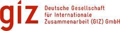 Logo giz - Deutsche Gesellschaft für Internationale Zusammenarbeit (GIZ) GmbH