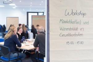 Workshop Männlichkeiten