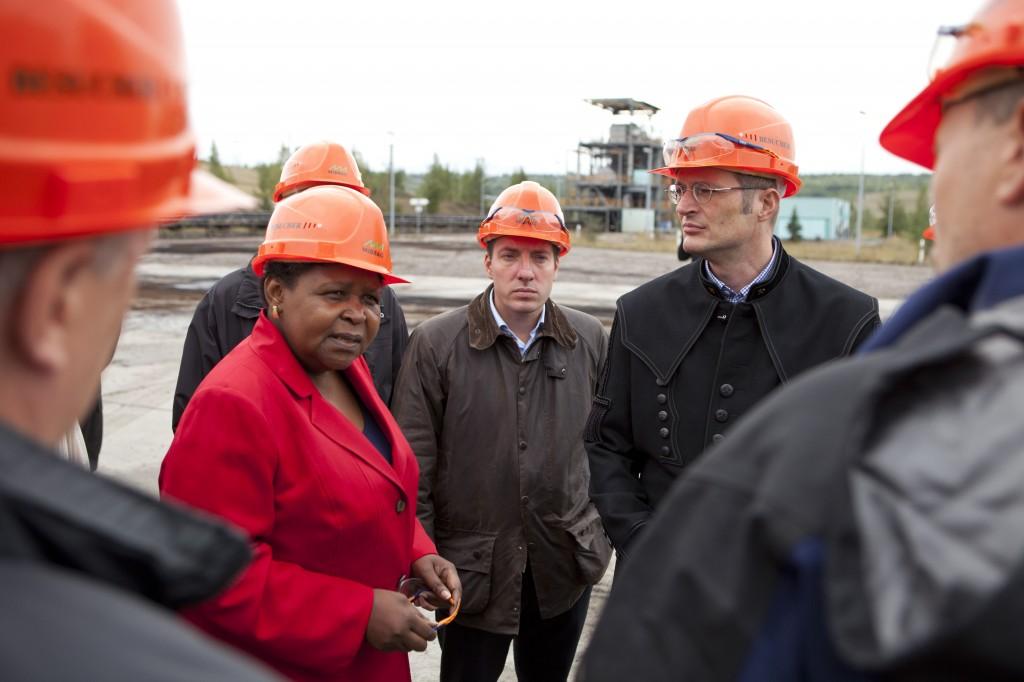 Sachsen: Tagebau Vereinigtes Schleenhain